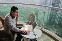 Huang Qi: China's Blogging Revolution