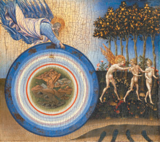 Giovanni di Paolo: The Creation of the World and the Expulsion from Paradise, 1445