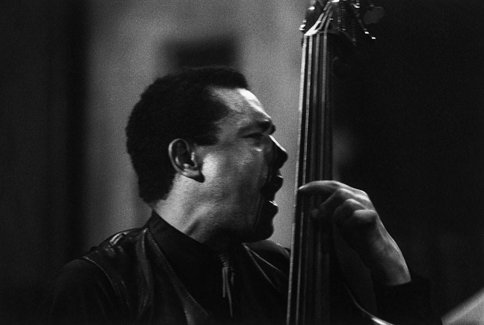 Charles Mingus in Paris, 1964