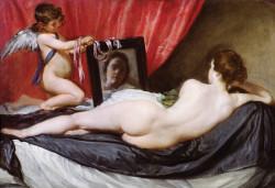 Diego Velázquez: <i>The Rokeby Venus</i>, circa 1648–1651
