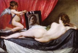 Diego Velázquez: The Rokeby Venus, circa 1648–1651