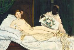 Édouard Manet: <I>Olympia</I>, 1863–1865