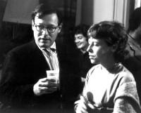 Jason Epstein and Barbara Epstein