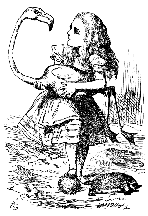 John Tenniel Alice in Wonderland.png