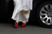 Pope Benedict XVI in London, England, September, 2010