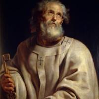 Peter Paul Rubens: Saint Peter