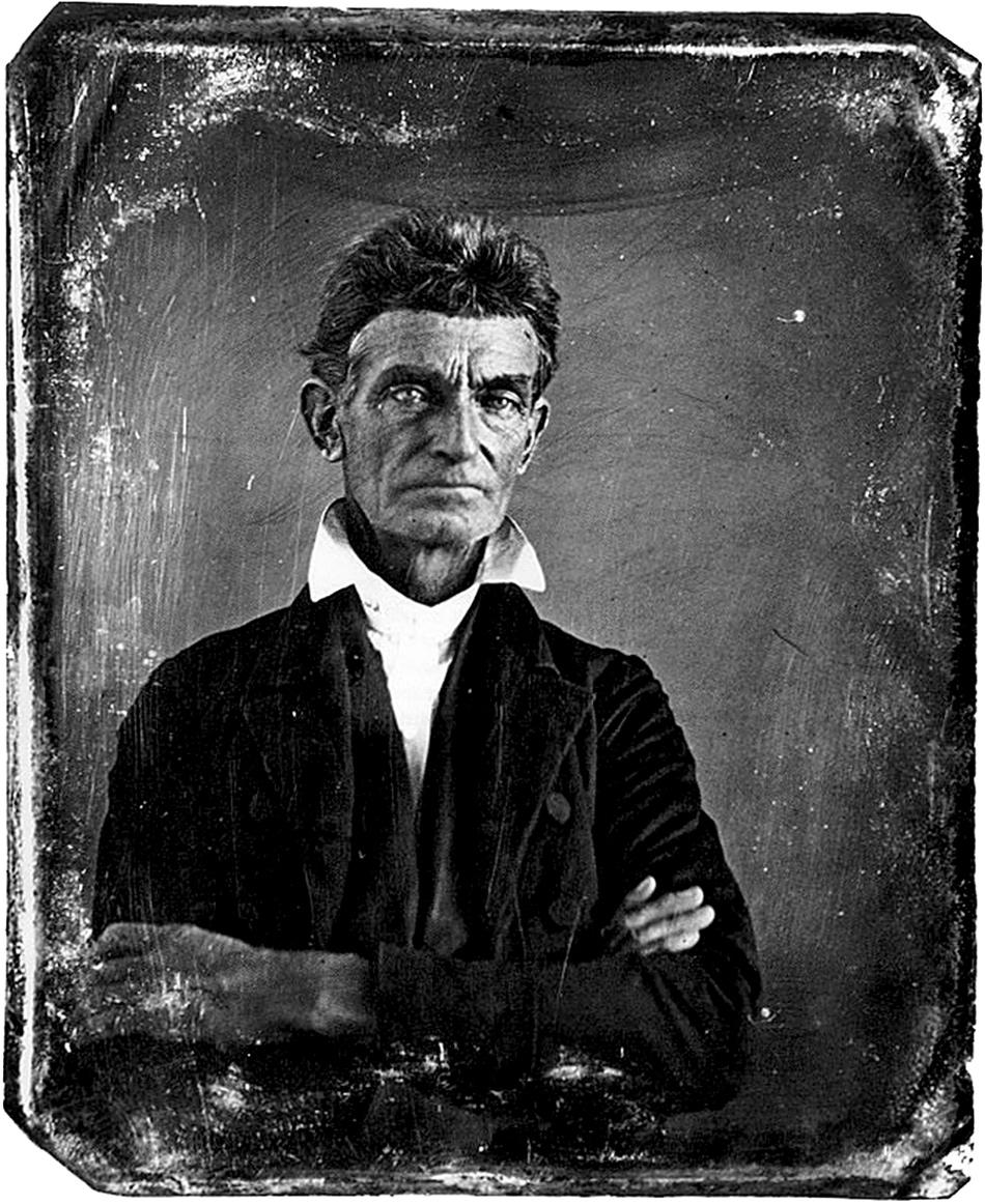 John Brown, circa 1856