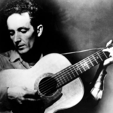 Woody Guthrie, circa 1950s