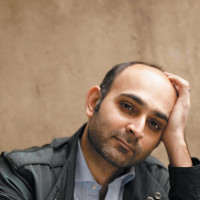Mohsin Hamid, London, 2011