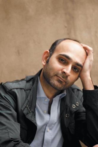 Mohsin Hamid, London, 2011