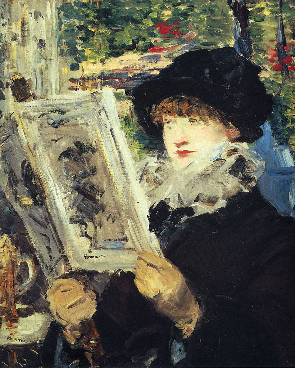 THE IMPRESSIONISM SEEN THROUGH 50 PAINTINGS