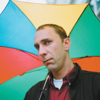 Will Self, Paris, 2001