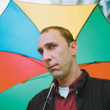 Will Self, Paris, 2001