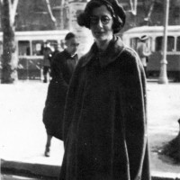 Simone Weil in Marseilles, early 1940s