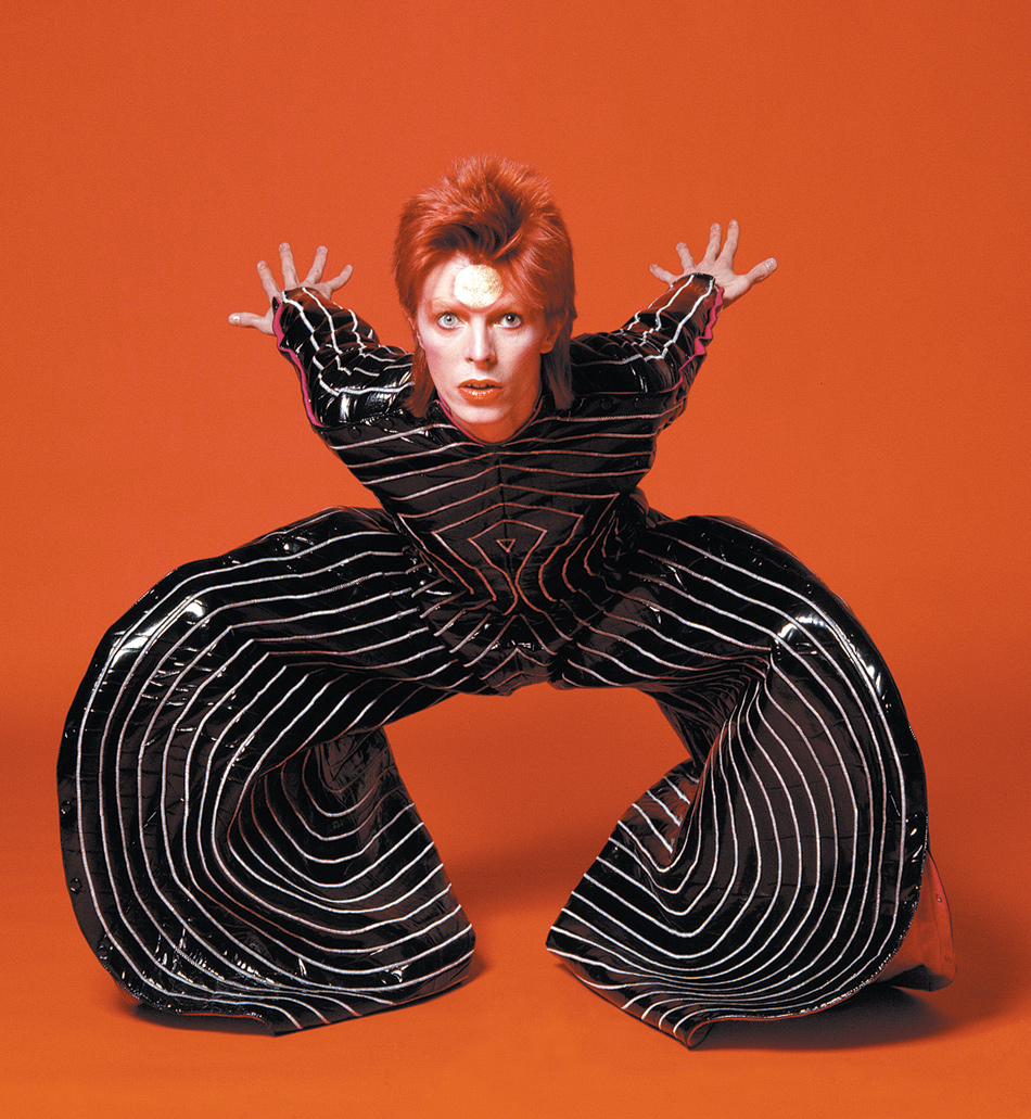 The Invention of David Bowie