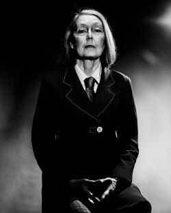 Anne Carson, New York City, 2013