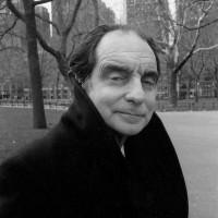 Italo Calvino, New York City, 1983