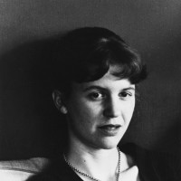 Sylvia Plath, 1959; photograph by Rollie McKenna