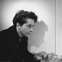 Hannah Arendt, New York City, 1944
