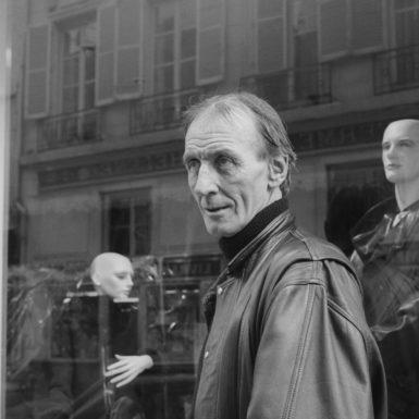 Derek Raymond, Paris, 1990