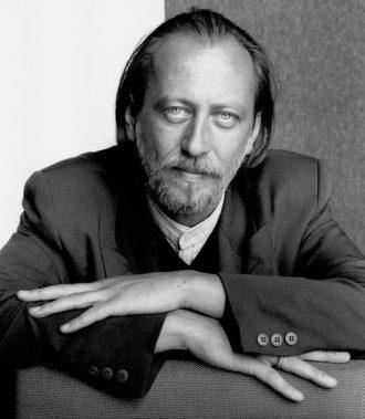 László Krasznahorkai, Switzerland, 1993