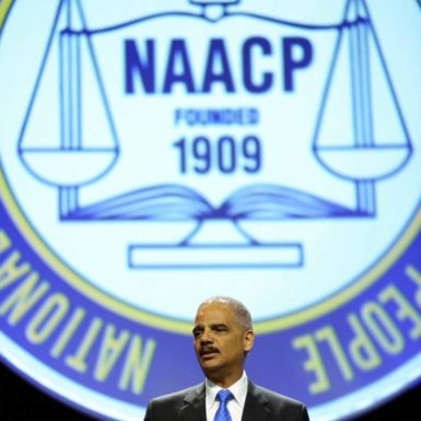 Attorney General Eric Holder speaking to the NAACP, Orlando, Florida, July 16, 2013