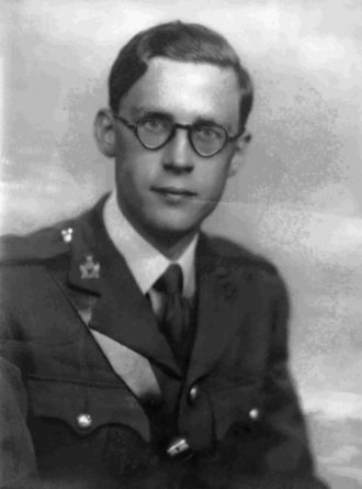 Hugh Trevor-Roper, circa 1940