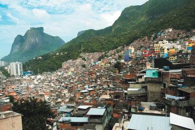 Favela da Rocinha, Rio de Janeiro, December 2011