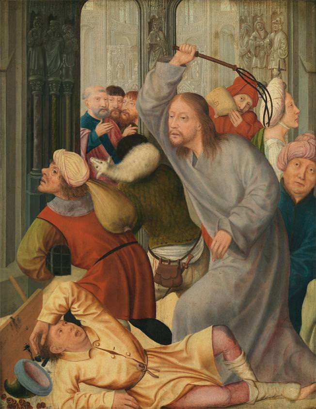 Christ driving out the money-lenders.jpg