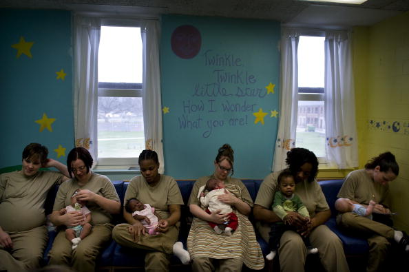 Incarcerated women with babies.jpg