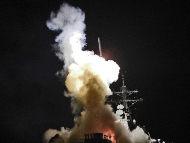 Tomahawk missile launch.jpg