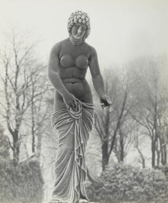Bill Brandt: Crystal Palace, 1938
