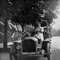 Dr. Sara Josephine Baker of the New York City Health Department, circa 1912