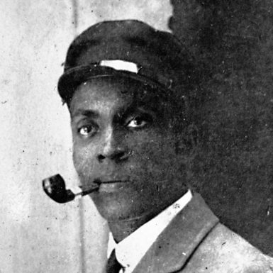 Frederick Bruce Thomas, a black American who became a millionaire nightlife entrepreneur in pre–World War I Moscow, circa 1896