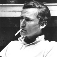 William Gaddis at the time of the publication of his first novel, The Recognitions, 1955