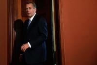 US Speaker of the House John Boehner, Washington, D.C., October 8, 2013