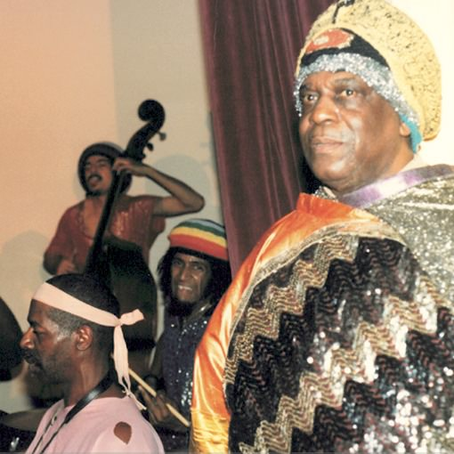 The Sun Ra Arkestra Sun Ra The Creator Of The Universe