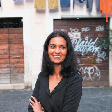 Jhumpa Lahiri, Rome, February 2013