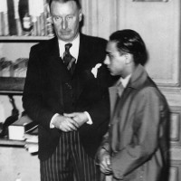 Herschel Grynszpan at his first interrogation, one day after he shot the German diplomat Ernst vom Rath at the German embassy in Paris, November 8, 1938