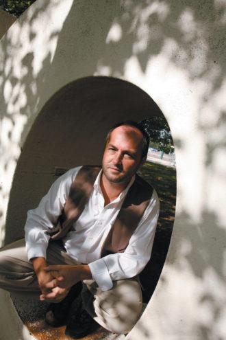 Colum McCann, Paris, 2006