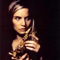 Jennifer Jason Leigh in David Cronenberg's eXistenZ (1999)