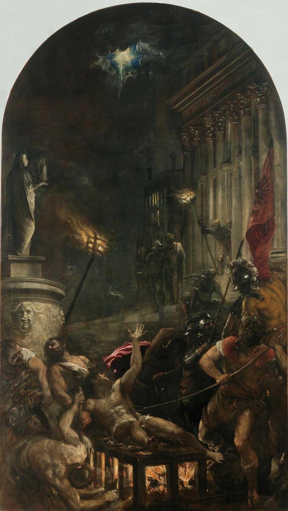 Titian Martyrdom St Lawrence.jpg