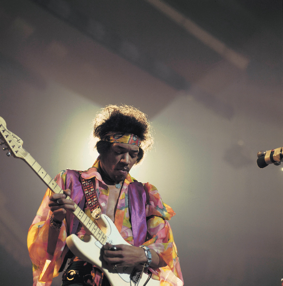 M: Jimi Hendrix: Live at Woodstock