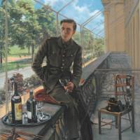 Rex Whistler: Self-Portrait, 1940