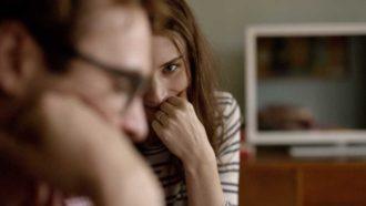 Rooney Mara as Catherine in Spike Jonze's film Her