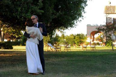 Toni Servillo and Galatea Ranzi in Paolo Sorrentino's La Grande Bellezza (The Great Beauty)