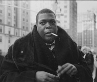 Hilton Als, New York City, 2005