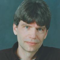 Richard Powers, New York City, 2002
