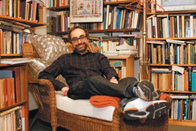 Gary Shteyngart, New York City, 2009