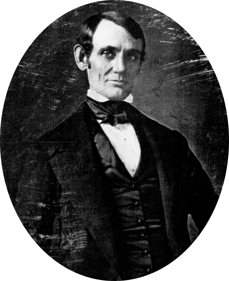 Abraham Lincoln, Springfield, Illinois, 1846